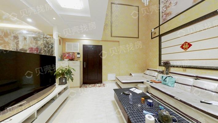 古龙御景复式买一层用两层,实用145平,小型别墅,提升您的生活品质